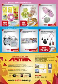 Gazetka promocyjna Astra - Niskie ceny w Astra