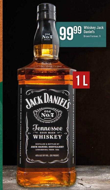 Whiskey Jack Daniel' s