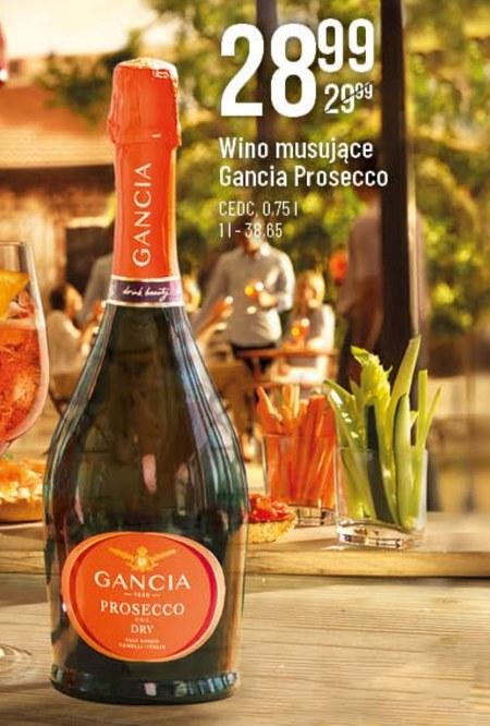 Wino musujące Prosecoo