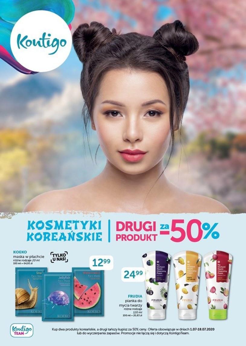 Gazetka promocyjna Kontigo - ważna od 01. 07. 2020 do 18. 07. 2020