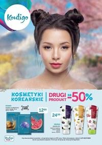 Gazetka promocyjna Kontigo - Tanie kosmetyki koreańskie w Kontigo!