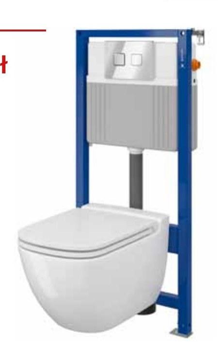 Zestaw podtynkowy WC Clean On
