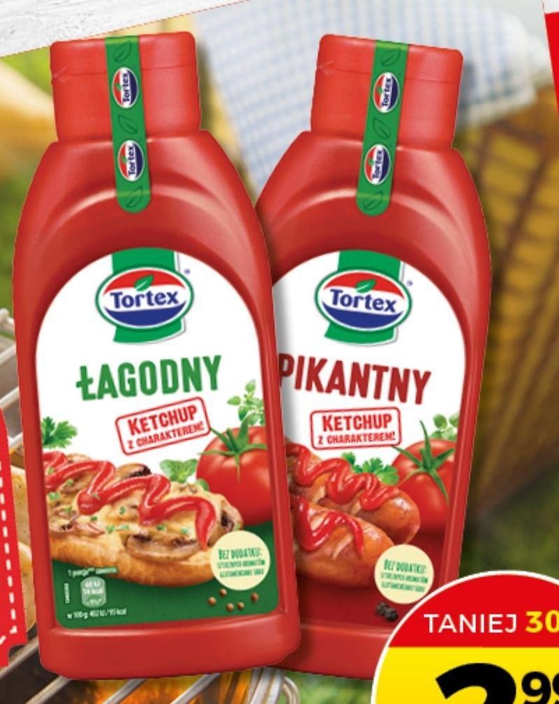 Ketchup Torex niska cena
