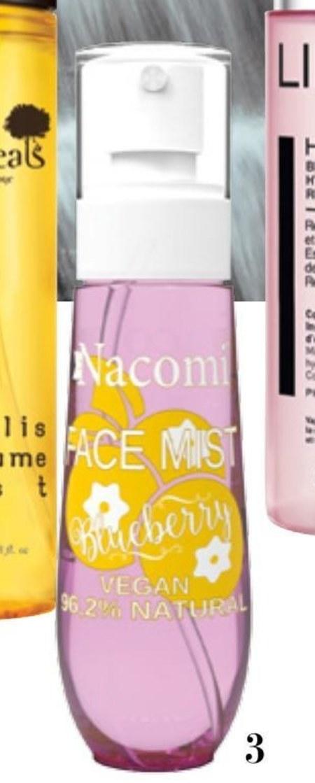Mgiełka do twarzy Nacomi