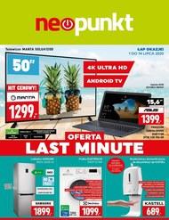 Oferta Last Minute w Neopunkt