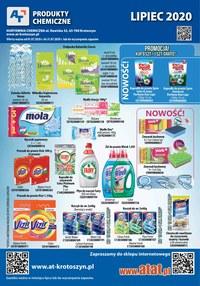 Gazetka promocyjna At - Chemia i kosmetyki w At! - ważna do 31-07-2020