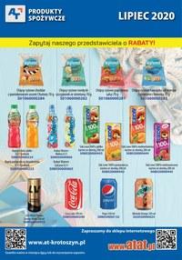 Gazetka promocyjna At - Oferta spożywcza w At - ważna do 31-07-2020