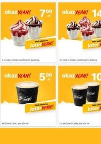 Gazetka promocyjna McDonald's - Złap ulubiony zestaw promocyjny w McDonald's!