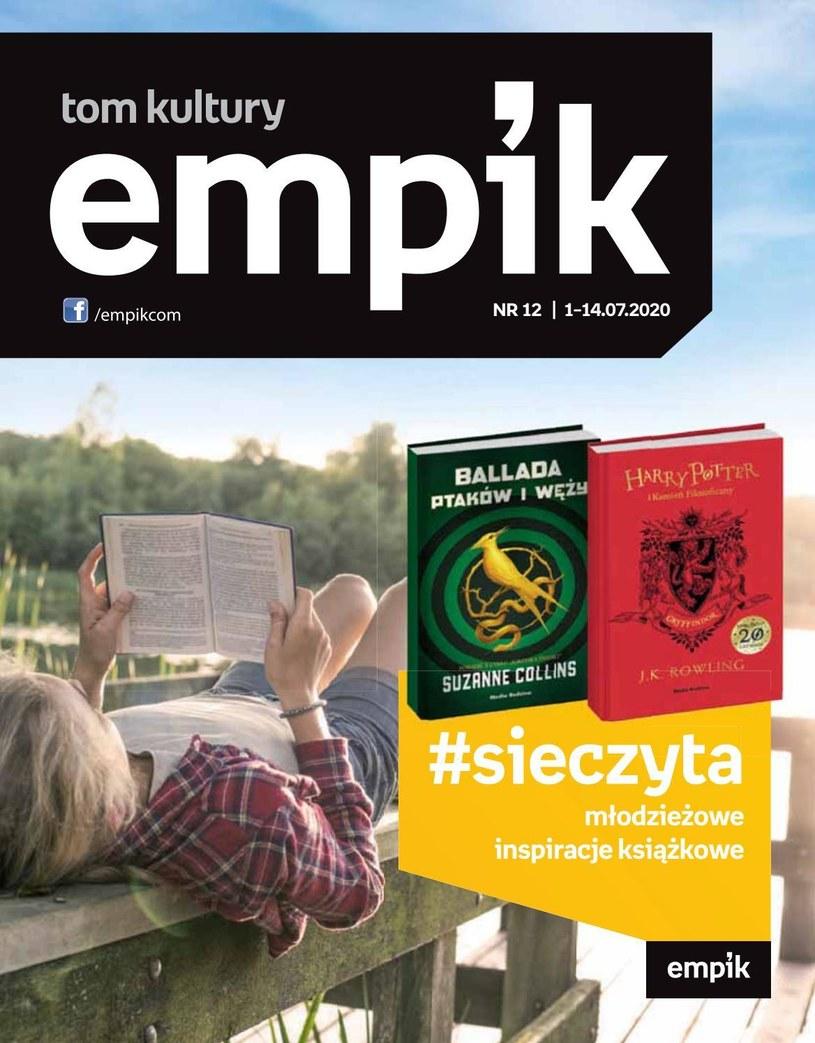 Gazetka promocyjna EMPiK - ważna od 01. 07. 2020 do 14. 07. 2020