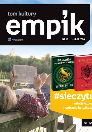 Gazetka promocyjna EMPiK - Empik - Tom kultury
