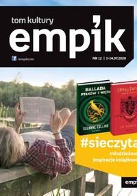 Gazetka promocyjna EMPiK - Empik - Tom kultury - ważna do 14-07-2020