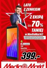 Gazetka promocyjna Media Markt - Wybierz lato z Media Markt - ważna do 15-07-2020