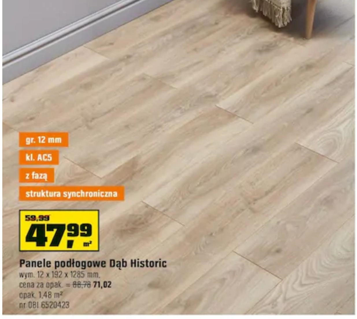 Panele podłogowe niska cena