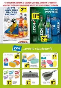 Gazetka promocyjna PSS Społem Szczecin - Smaczne przekąski w Społem Szczecin