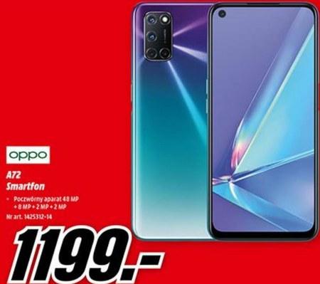 Smartfon A72 Oppo