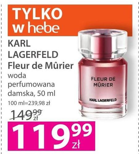 Woda perfumowana Karl Lagerfeld