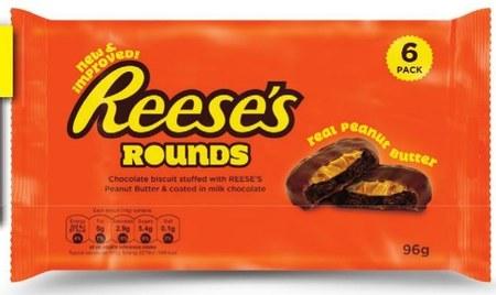 Ciastka Reese's