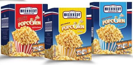 Popcorn Mcennedy