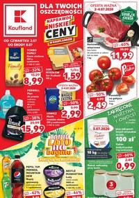 Gazetka promocyjna Kaufland - Oferta handlowa Kaufland - ważna do 08-07-2020