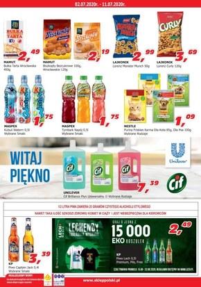 Promocje w Sklepie Polskim