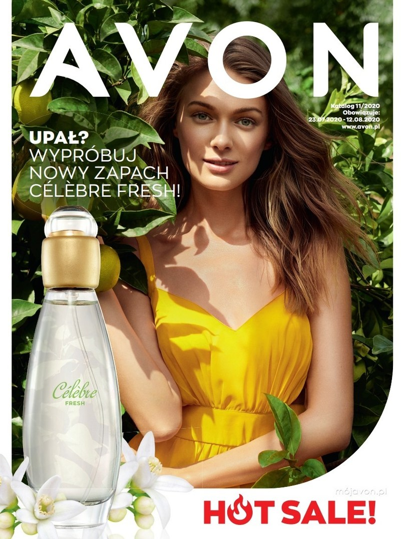 Gazetka promocyjna Avon - ważna od 13. 08. 2020 do 02. 09. 2020