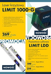 Gazetka promocyjna Luna - Katalog produktów Limit - Luna