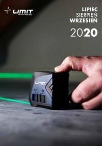 Gazetka promocyjna Luna - Katalog produktów Limit - Luna - ważna do 30-09-2020