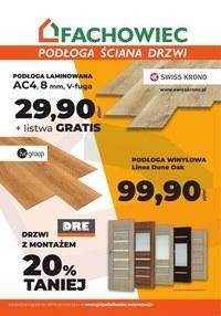 Gazetka promocyjna Fachowiec - Promocje w sklepach Fachowiec - ważna do 30-09-2020