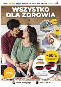 Gazetka promocyjna Telezakupy Mango - Wszystko dla zdrowia w Telezakupy Mango - ważna do 31-07-2020