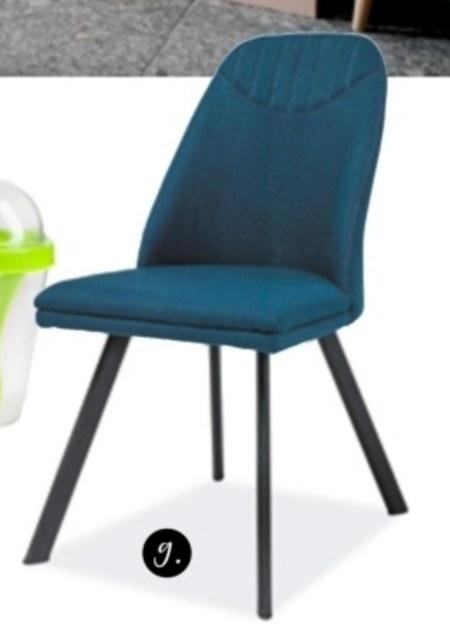 Krzesło Black Red White