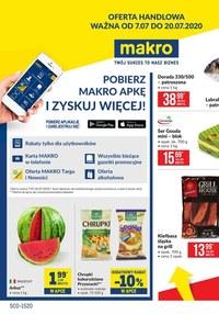 Gazetka promocyjna Makro Cash&Carry - Oferta promocyjna w Makro!  - ważna do 20-07-2020
