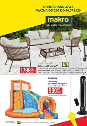 Gazetka promocyjna Makro Cash&Carry - Przygotuj dom na lato z Makro!