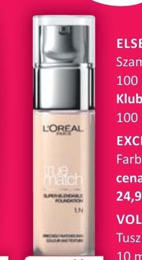 Podkład do twarzy L'Oréal niska cena