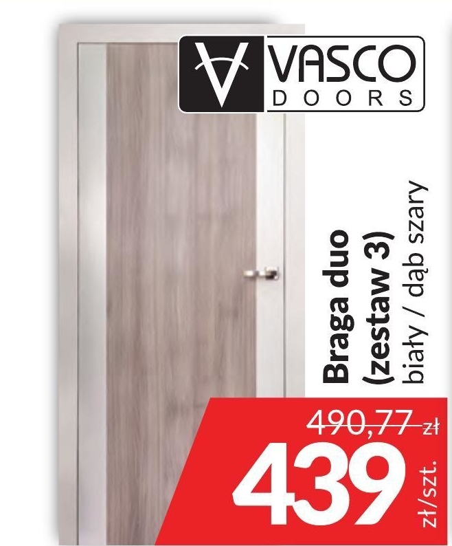 Drzwi Vasco Doors niska cena