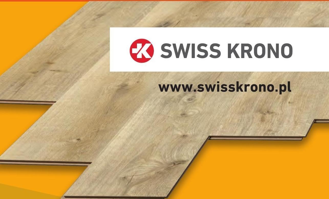 Panele podłogowe Swiss Krono niska cena