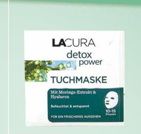 Maska do twarzy La Cura