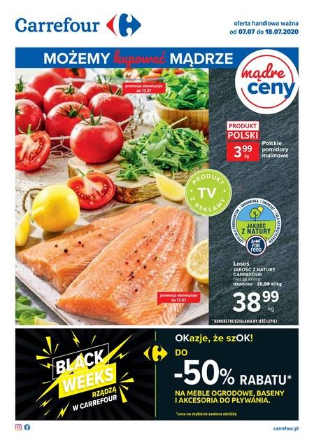 Kupuj mądrze w Carrefour!