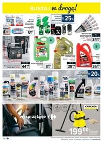 Gazetka promocyjna Carrefour - Kupuj mądrze w Carrefour!