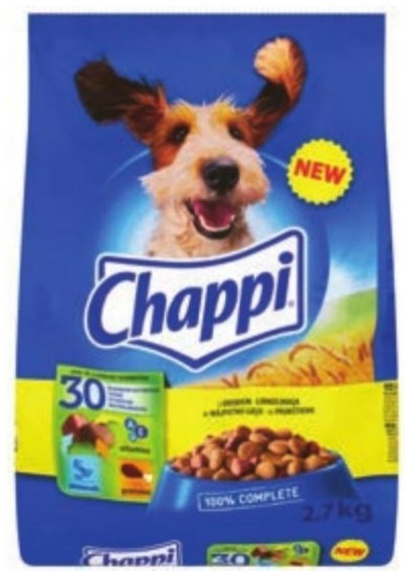 Karma dla psa Chappi