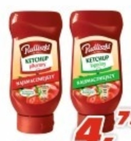 Ketchup Pudliszki
