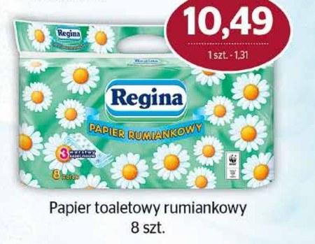 Papier toaletowy Regina