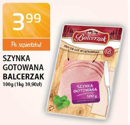 Szynka Balcerzak