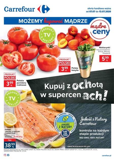 Najnowsza oferta promocyjna Carrefour!