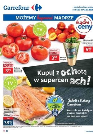 Gazetka promocyjna Carrefour - Najnowsza oferta promocyjna Carrefour!