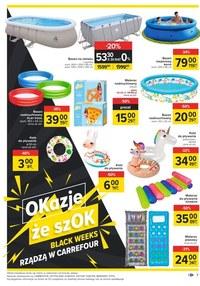 Gazetka promocyjna Carrefour - Okazje, że szok w Carrefour!