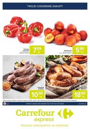 Cudowne okazje w Carrefour Express