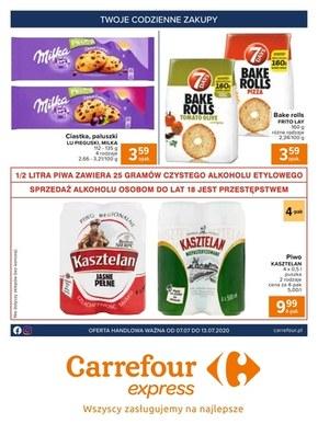 Taniej z aplikacją w Carrefur Express!