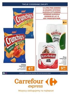 Promocja w Carrefour Express