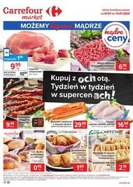 Kupuj z ochotą w Carrefour Market!