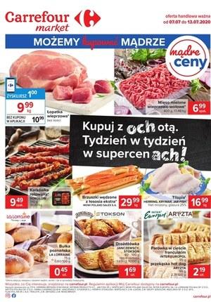 Gazetka promocyjna Carrefour Market - Kupuj z ochotą w Carrefour Market!